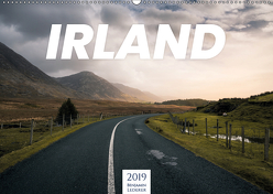 Naturschauspiel Irland (Wandkalender 2019 DIN A2 quer) von Lederer,  Benjamin