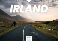 Naturschauspiel Irland (Wandkalender 2019 DIN A4 quer) von Lederer,  Benjamin