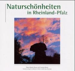 Naturschönheiten in Rheinland-Pfalz von Braun,  Carsten, Braun,  Hans M