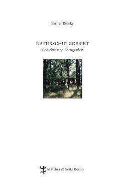Naturschutzgebiet von Kinsky,  Esther
