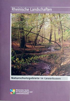 Naturschutzgebiete in Leverkusen von Flinspach,  Karlheinz