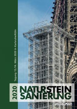 Natursteinsanierung 2020. von Patitz,  Gabriele, Schinken,  Karin