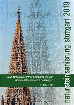 Natursteinsanierung Stuttgart 2019. von Grassegger,  Gabriele, Patitz,  Gabriele, Wölbert,  Otto