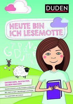 Weltenfänger: Heute bin ich Lesemotte von Weidenbach,  Bille, Wittenburg,  Christiane