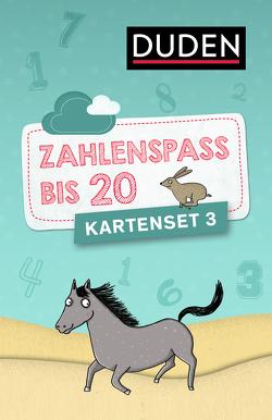 Weltenfänger: Zahlenspaß bis 20 (Kartenset) von Wittenburg,  Christiane