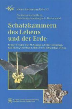 Naturwisenschaftliche Forschungssammlungen in Deutschland von Greuter,  Werner, Haas,  Fabian, Häuser,  Christoph L, Naumann,  Clas M, Ralf,  Breyer, Steininger,  Fritz F