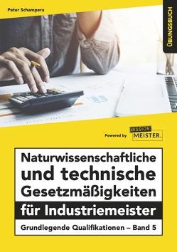 Naturwissenschaftliche und technische Gesetzmäßigkeiten für Industriemeister Übungsbuch von Schampera,  Peter