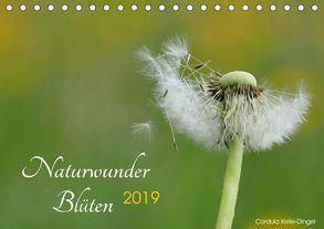 Naturwunder Blüten (Tischkalender 2019 DIN A5 quer) von Kelle-Dingel CoKeDi-Photographie,  Cordula