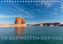 Naturwunder im Südwesten der USA (Tischkalender 2019 DIN A5 quer) von Peyer,  Stephan