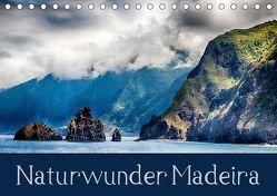 Naturwunder Madeira (Tischkalender 2019 DIN A5 quer) von Werner Partes,  Hans