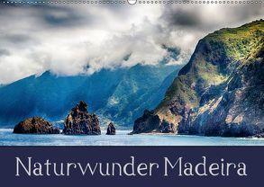 Naturwunder Madeira (Wandkalender 2018 DIN A2 quer) von Werner Partes,  Hans