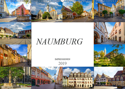 Naumburg Impressionen (Wandkalender 2019 DIN A2 quer) von Meutzner,  Dirk