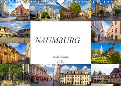Naumburg Impressionen (Wandkalender 2019 DIN A4 quer) von Meutzner,  Dirk