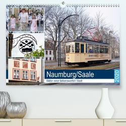 Naumburg/Saale – Bilder einer liebenswerten Stadt (Premium, hochwertiger DIN A2 Wandkalender 2020, Kunstdruck in Hochglanz) von Gerstner,  Wolfgang