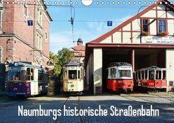 Naumburgs historische Straßenbahn (Wandkalender 2019 DIN A4 quer)