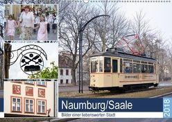 Naumburg/Saale – Bilder einer liebenswerten Stadt (Wandkalender 2018 DIN A2 quer) von Gerstner,  Wolfgang
