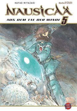 Nausicaä aus dem Tal der Winde 5 von Iwamoto,  Junko, Miyazaki,  Hayao, Seebeck,  Jürgen
