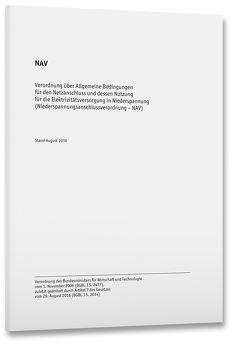 NAV Strom – Niederspannungsanschlussverordnung