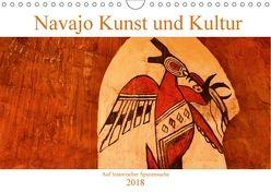 Navajo Kunst und Kultur (Wandkalender 2018 DIN A4 quer) von Meerstedt,  Marina