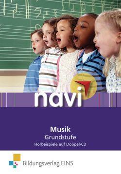 navi Musik / navi Musik – Lieder und Methoden für den förderzielorientierten Musikunterricht 1 – 4 von Dicke,  Christoph, Vilgis,  Nicole