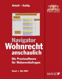 Navigator Wohnrecht anschaulich von Heindl,  Peter, Kahlig,  Wolf, Stingl,  Walter