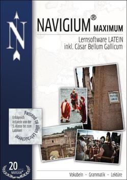 Navigium Maximum, Lernsoftware Latein von Niederau,  Karl, Niederau,  Philipp