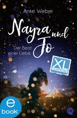 Nayra und Jo. XL Leseprobe von Mildt,  Ute, Weber,  Anke