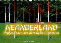 Neanderland 2019 – Impressionen aus dem Kreis Mettmann (Wandkalender 2019 DIN A3 quer) von Haafke,  Udo