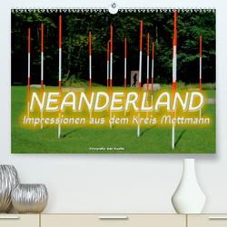 Neanderland 2021 – Impressionen aus dem Kreis Mettmann (Premium, hochwertiger DIN A2 Wandkalender 2021, Kunstdruck in Hochglanz) von Haafke,  Udo