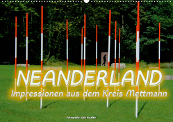 Neanderland 2021 – Impressionen aus dem Kreis Mettmann (Wandkalender 2021 DIN A2 quer) von Haafke,  Udo