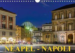 Neapel – Napoli (Wandkalender 2019 DIN A4 quer) von Caccia,  Enrico