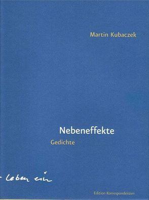 Nebeneffekte von Kubaczek,  Martin