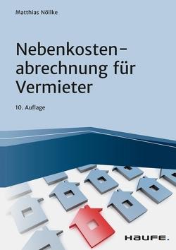 Nebenkostenabrechnung für Vermieter von Nöllke,  Matthias