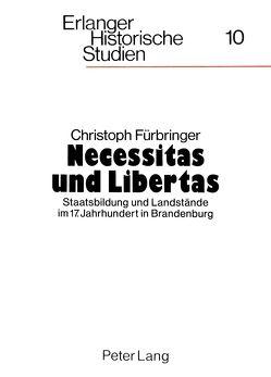 Necessitas und Libertas von Fürbringer,  Christoph
