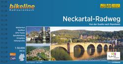 Neckartal-Radweg von Esterbauer Verlag