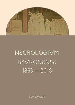 Necrologium Beuronense 1863-2018 von Berzdorf,  Franziskus