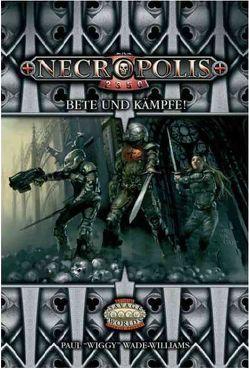 Necropolis 2350 von Mayer,  Daniel, Schnitzer,  Sascha, Wade-Williams,  Paul