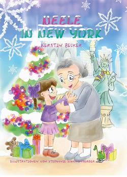 Neele in New York von Becker,  Kerstin