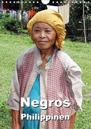 Negros – Philippinen (Wandkalender 2018 DIN A4 hoch) von Rudolf Blank,  Dr.