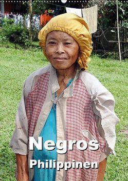 Negros – Philippinen (Wandkalender 2019 DIN A2 hoch) von Rudolf Blank,  Dr.