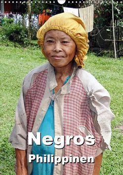 Negros – Philippinen (Wandkalender 2019 DIN A3 hoch) von Rudolf Blank,  Dr.