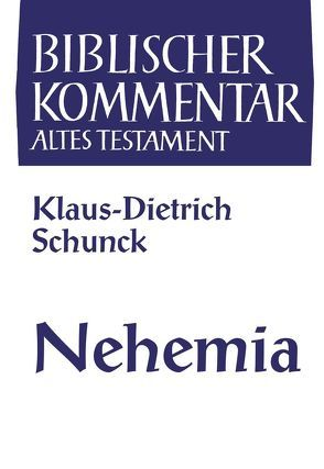 Nehemia von Schunck,  Klaus-Dietrich