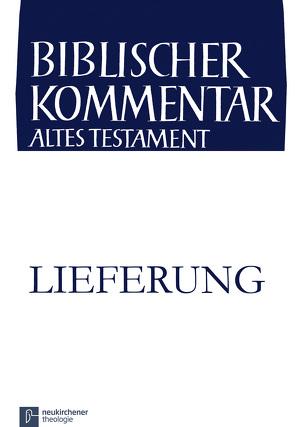 Nehemia (7,72b-11,36) von Schunck,  Klaus-Dietrich