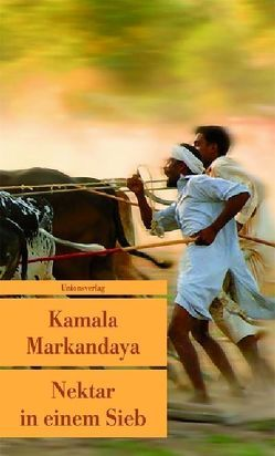 Nektar in einem Sieb von Markandaya,  Kamala