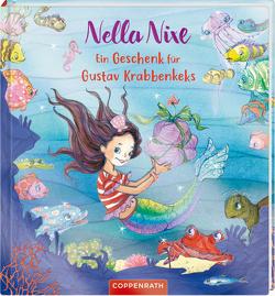 Nella Nixe: Ein Geschenk für Gustav Krabbenkeks von Berger,  Nicola, Finsterbusch,  Monika