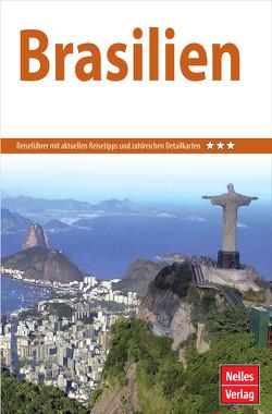 Nelles Guide Reiseführer Brasilien von Cordoeiro,  Fernanda, Frommer,  Robin Daniel, Jäke,  Claus, Jakob,  Anton, Nelles,  Günter