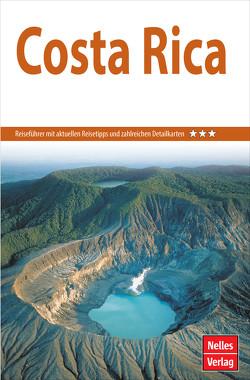 Nelles Guide Reiseführer Costa Rica von Boll,  Klaus, Kirst,  Detlev, Nelles,  Günter