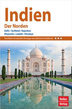 Nelles Guide Reiseführer Indien – Der Norden