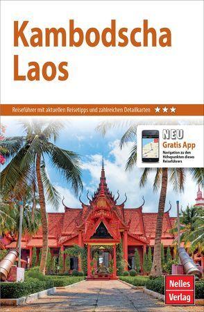 Nelles Guide Reiseführer Kambodscha – Laos