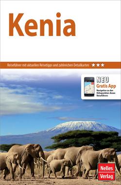 Nelles Guide Reiseführer Kenia